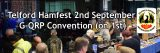 Telford Hamfest at Enginuity Telford 2nd September and GQRP convention 1st September 2018