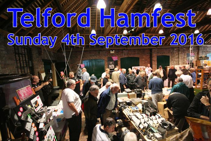 photo of Telford hamfest