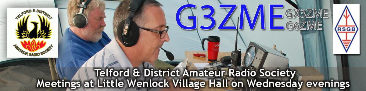 Telford & District Amateur Radio Society