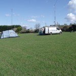 The site at Marconi 2016 - Nice weather too